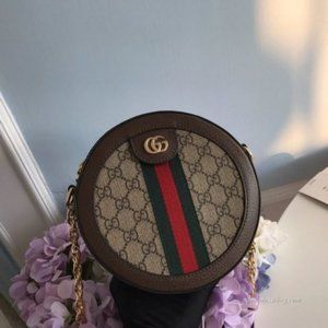 Authentic Gucci Ophidia Small Shoulder Bag nesle